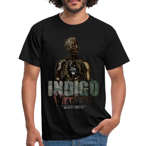 IFVII - INDIGO filmfest 7 - Anatomie - Männer T-Shirt