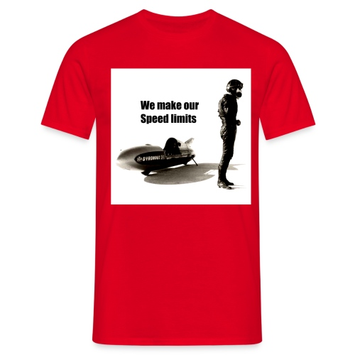 speed limits - T-shirt Homme