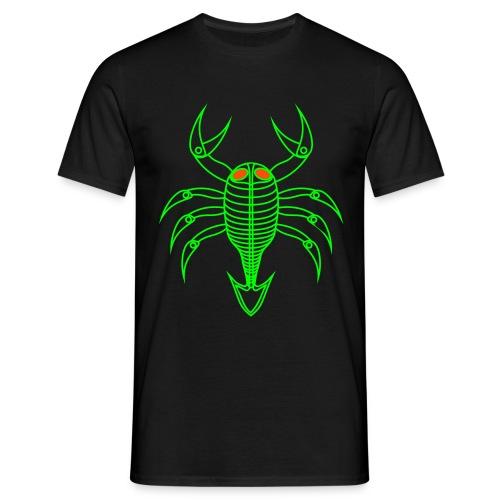 scorpio - Männer T-Shirt
