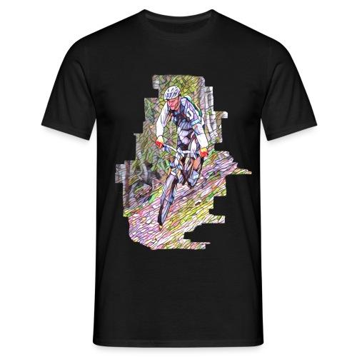 MTB - Mountain Biker 2 - T-skjorte for menn