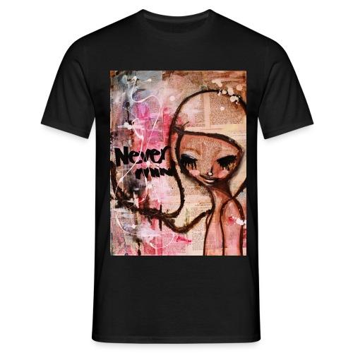 nevermind - T-shirt herr