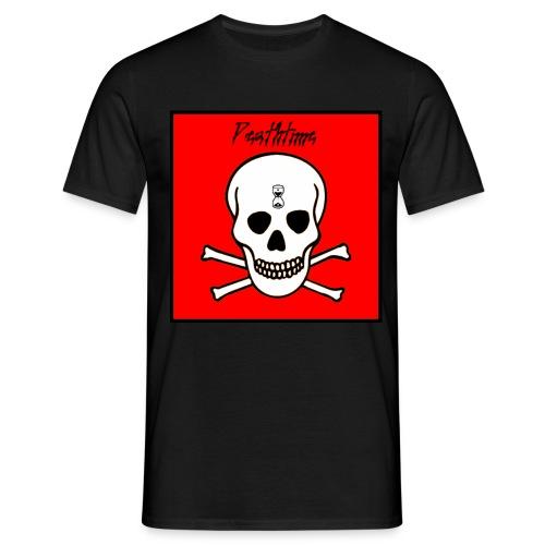 Deathtime Cover Special - Miesten t-paita