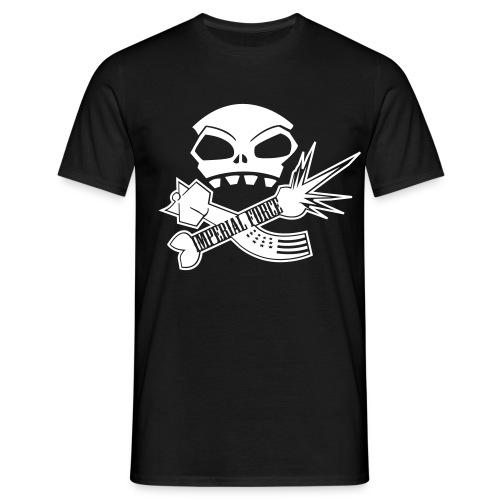 imperialskull - Männer T-Shirt