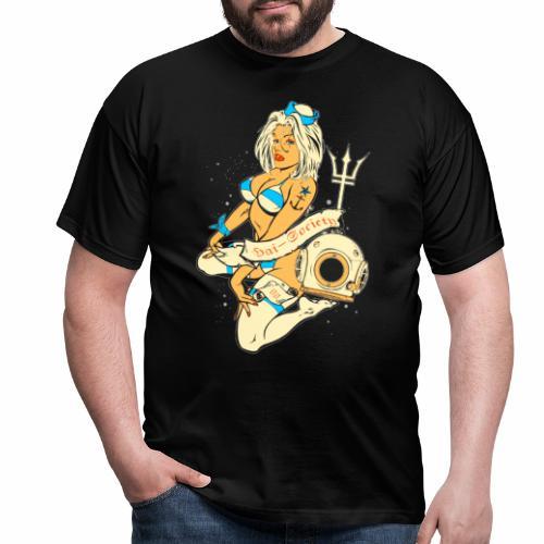 haigirl - Männer T-Shirt