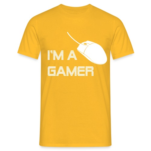 Im a gamer PC - Men's T-Shirt