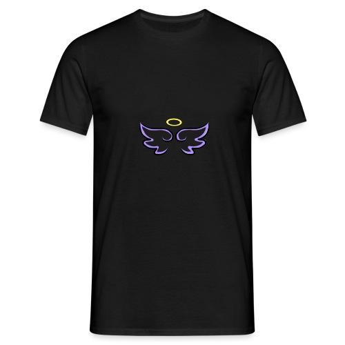 Single Logo - Men's T-Shirt