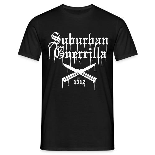 Suburban Guerrilla - Miesten t-paita