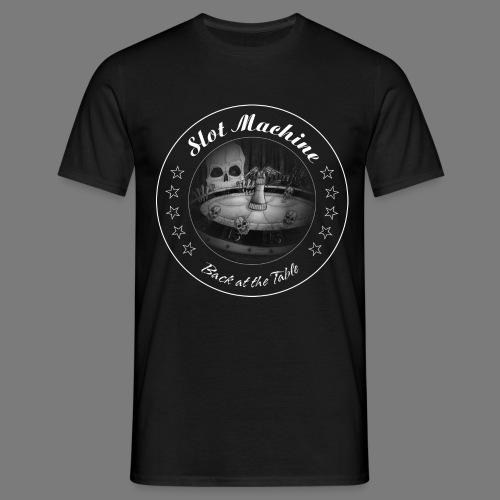 BATT - cover - grau - Männer T-Shirt