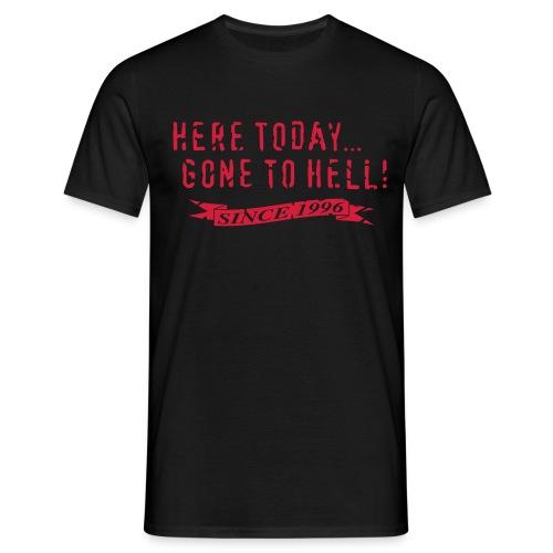 htgth 2011 final v2 - Men's T-Shirt