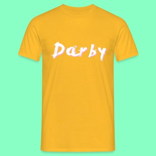 darby logogo png - Men's T-Shirt