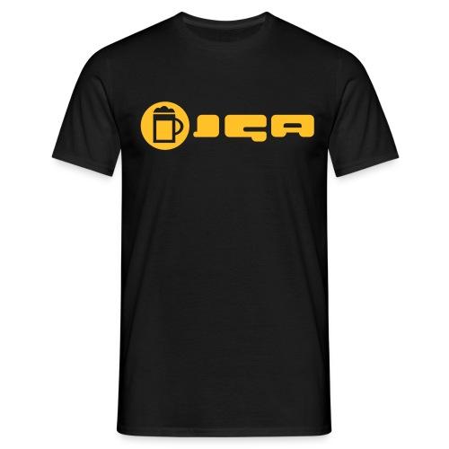 jga bier junggesellenabschied - Männer T-Shirt