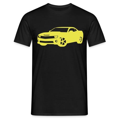 Muscle Car - Maglietta da uomo