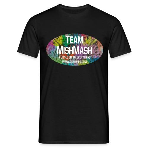 Team MishMash Logo - Men's T-Shirt