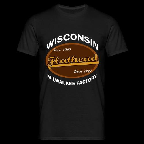Milwaukee Flathead - Männer T-Shirt