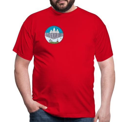Go Explore - Men's T-Shirt