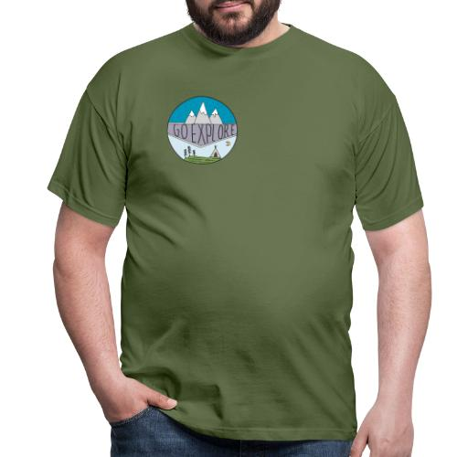 Go Explore - Men's T-Shirt