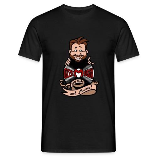 Ozzemusix Farbe - Männer T-Shirt