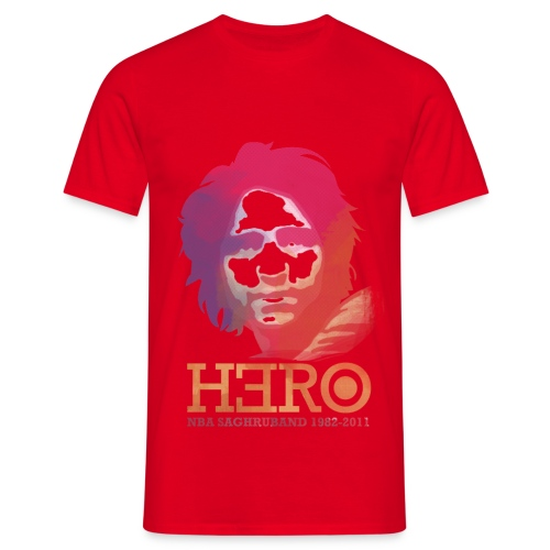 hero3 - T-shirt Homme