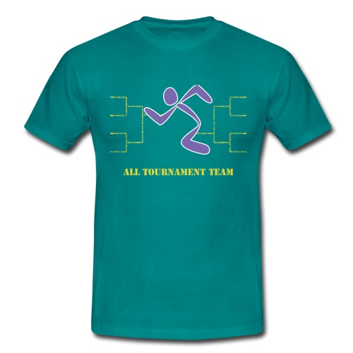 all tournament png - Men's T-Shirt
