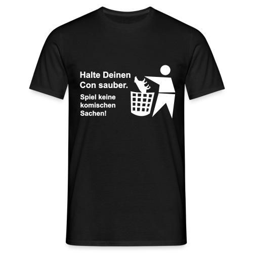tapir muell shirt b - Männer T-Shirt