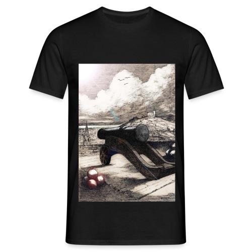 norman arch 2 - Men's T-Shirt