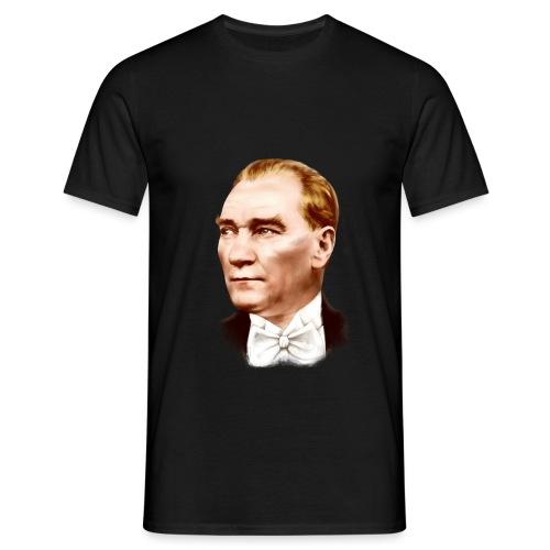 Atatürk T-Shirt - Mannen T-shirt