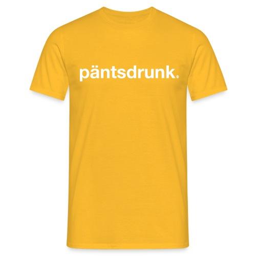 pantsdrunk - Men's T-Shirt