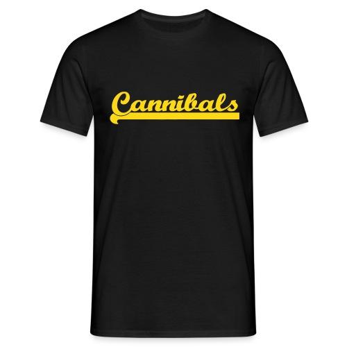 cannibals teamspirit - Männer T-Shirt