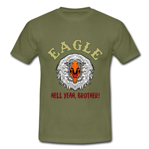 Hell Yeah brother! - T-shirt herr