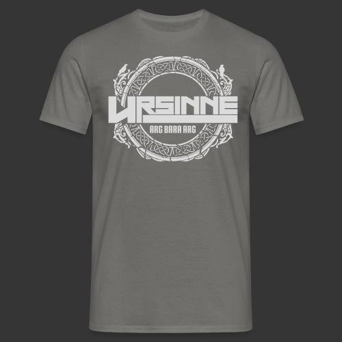 URSINNE - Arg Bara Arg Logo - T-shirt herr