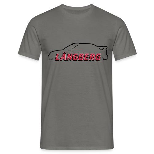 logotype Laengberg - T-shirt herr