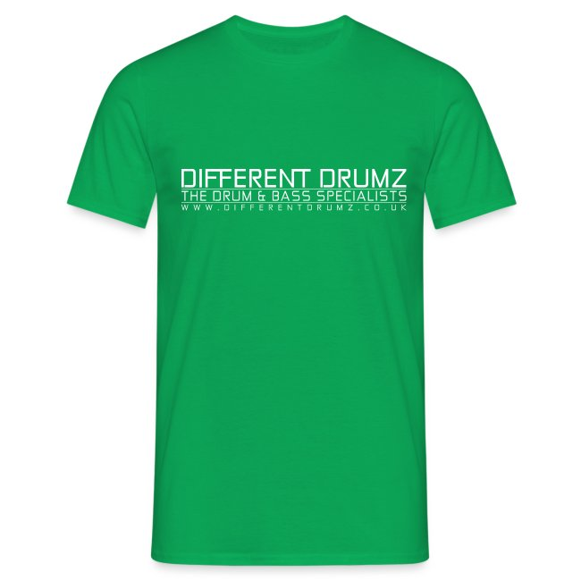 Different Drumz - The Drum & Bass Specialists