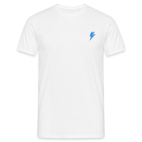 Fanatiz---Logo-Eclair - T-shirt Homme