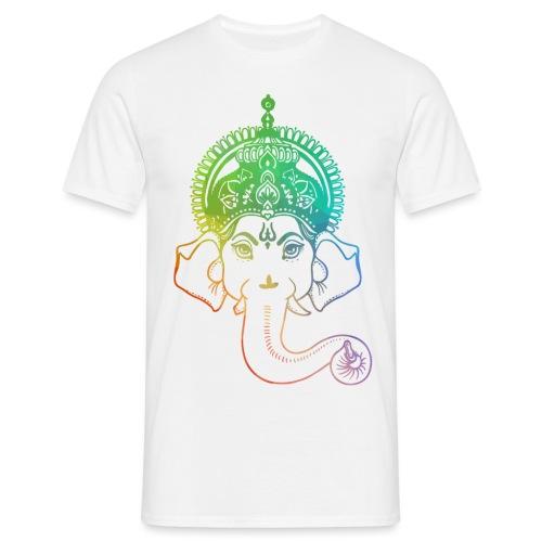 ganesha - Männer T-Shirt