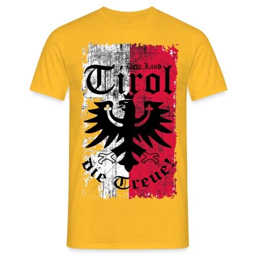Tirol - Männer T-Shirt