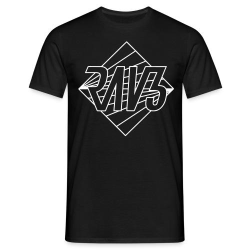 RAV3_CUBE - Männer T-Shirt