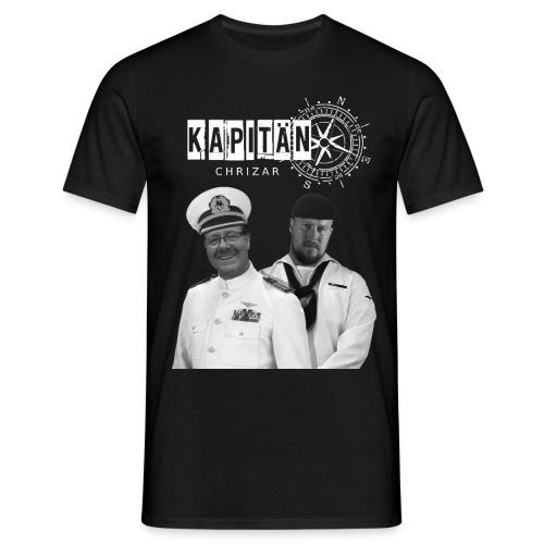 Kapitän - Männer T-Shirt