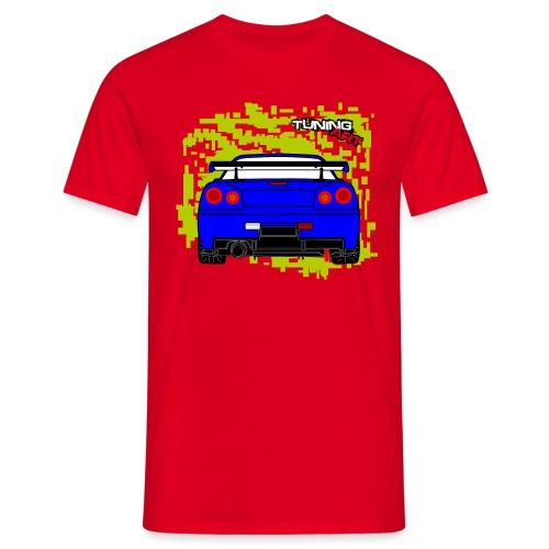 Green Flash png - Männer T-Shirt