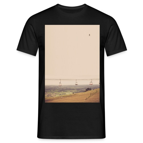 SolitudeTwo - Men's T-Shirt