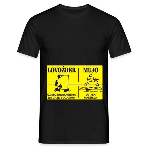 Lovozder - Männer T-Shirt