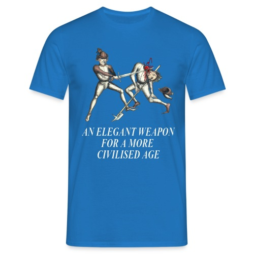 civil age2 png - Men's T-Shirt