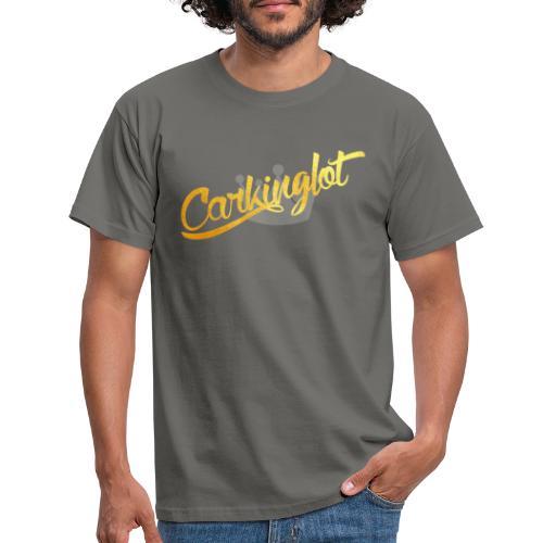 Carkinglot clean - Mannen T-shirt