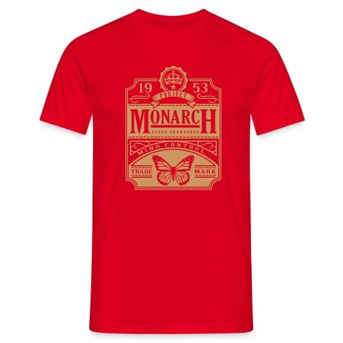 MONARCH VINTAGE GOLD - Men's T-Shirt