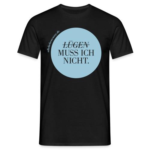 luegenshirt3 - Männer T-Shirt