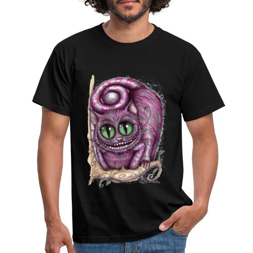 Stregatto Art 3 - Maglietta da uomo