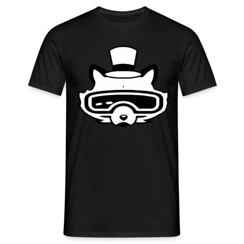 Fukkonation Logga - T-shirt herr