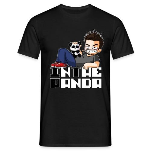 inthepanda tshirt png - T-shirt Homme