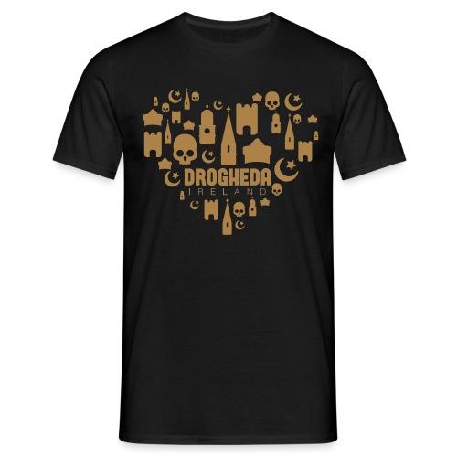 Drogheda Black - Men's T-Shirt