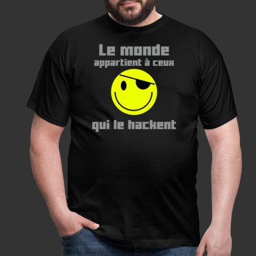 lemondeappartient - T-shirt Homme