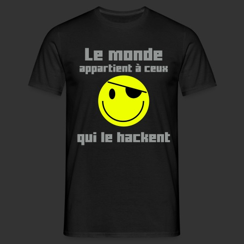 lemondeappartient - T-shirt Homme